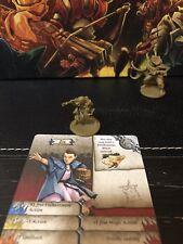 Zombicide GREEN HORDE New Kickstarter Exclusive Hero Zee + Dash Card