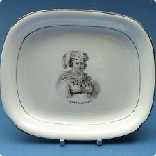 1821 Queen Caroline Teapot Stand, a very rare piece