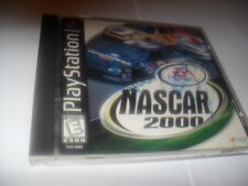 Nascar 2000 - PS1 PS2 Complete Playstation Game