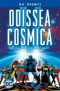 ODISSEA COSMICA - DI:JIM STARLIN - CARTONATO - PANINI COMICS - DC EVENTI
