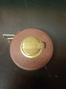 Draper No210 33ft Tape Measure Leather Case