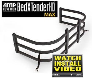 Amp-Research BedXTender HD MAX for 82-18 Dodge Ram 1500/2500/3500 Standard Bed