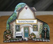 "Brandywine Collectables Country Lane Marlene Whiting ""Basketmakers"""