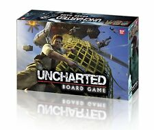 Uncharted Board Game - Brand New - Never Used