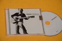 CD (NO LP ) VASCO ROSSI TRACKS 2 INEDITI E RARITA'  ORIG CON LIBRETTO EX