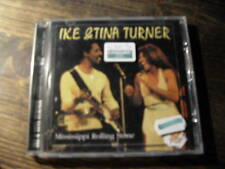 "IKE & TINA TURNER "" mississippi rolling stone ""    CD"