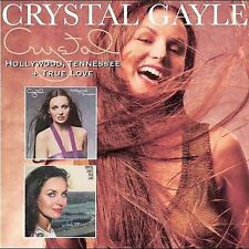Hollywood, Tennessee/True Love by Crystal Gayle CD, Jul-2008, Demon Records UK