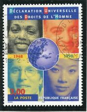 TIMBRE FRANCE OBLITERE N° 3208 DROITS DE L'HOMME / Photo non contractuelle