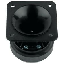 IMG STAGE LINE HT-88 TWEETER 25MM A TROMBA CON FERROFLUIDO 100W 8OHM - 87X87MM