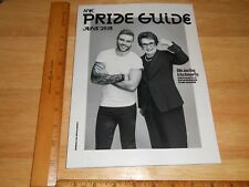 NYC Gay Pride Guide 2018 Gus Kenworthy Billie Jean King, Robin de Jesus TBITB