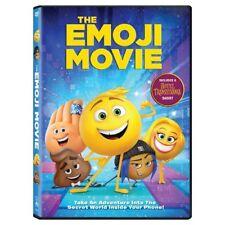 #4 THE EMOJI MOVIE Brand New DVD FREE SHIPPING