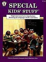 Special Kids' Stuff : High-Interest/Low Vocabulary Reading and Language Skills A
