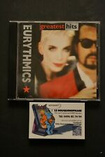 CD - EURYTHMICS - GREATEST HITS - TRES BON ETAT