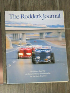 The Rodder's Journal No. 12, Fall 1999, TOM BEATTY, '65 GOLD BUICK, '37 CHEVYS