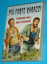 ... Più forte Ragazzi - DVD - Terence Hill Bud Spencer - Prima Edizione RARO