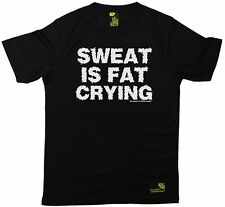 SWPS - Sweat Is Fat Dying - Premium Dry Fit Breathable Sports T-SHIRT