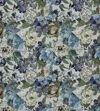 Designers Guild Fabric Roseto Indigo 2.6m piece