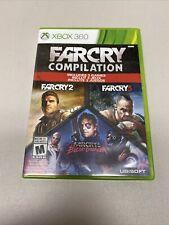 Far Cry Compilation (Microsoft Xbox 360, 2014)