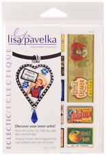Lisa Pavelka Waterslide Transfers Eclectic Polymer Clay
