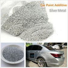 "6oz / 177ml 170g 0.4mm/0.016"" PET Silver Metal Flake Auto Car Paint Additive"