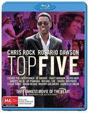 Top Five (Blu-ray, 2015)