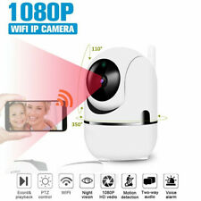 1080P Wireless Wifi IP Camera CCTV Security Webcam Baby/Pet Monitor CAM Indoor