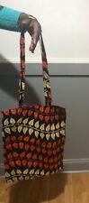 African print Wax Hand Bag, Handbag multicolor Can Be Use For Shopping Reusable