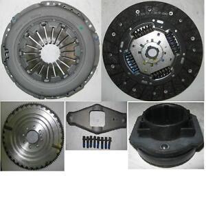 Solid Flywheel Conversion Clutch Kit - Transit 2.4 Diesel LDV 2.4 Taxi 2.4