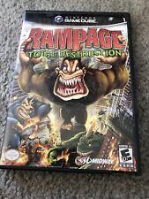 Rampage: Total Destruction (Nintendo GameCube, 2006)