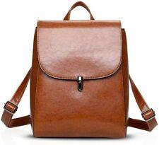 Nicole & Doris College Travel Shoulder Bag Backpack BNWT £32.99 Black or Brown