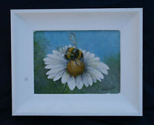 """"""" The Honey Bee """".Original oil painting by Christopher Hughes"""