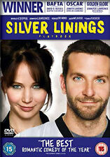 DVD:THE SILVER LININGS PLAYBOOK - NEW Region 2 UK