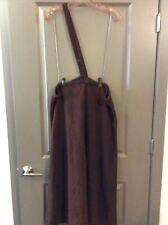 J. Morgan Puett One Shoulder Garment Dyed Suspender Skirt