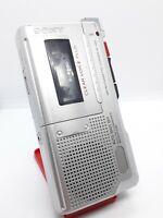 Sony Pressman M455 Handheld Cassette Voice Recorder