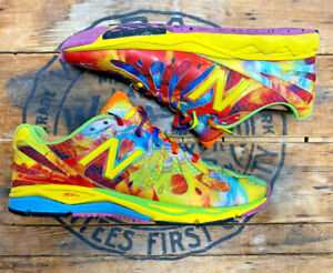New Balance 890 V3 Womens Size 8 B Womens Rainbow Tie dye Running Shoes