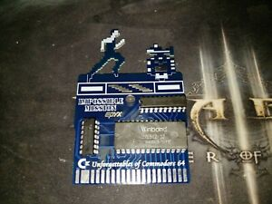 Commodore 64 Impossible Mission Cartridge