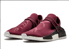 Brand New Adidas PW Human Race NMD Friends Family Burgundy 10.5 US BB0617