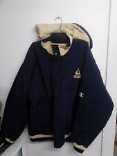 NCAA Football Champion Notre Dame Fighting Irish Removable Hooded Jacket Coat XL
