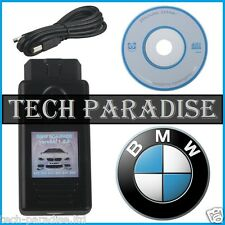 Interface Valise diagnostic Scanner V1.4 BMW K+DCAN OBDII USB unlock version+CD