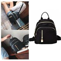 2018 Fashion Women Small Backpack Travel Nylon Handbag Shoulder Bag. Hot