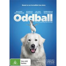ODDBALL-Alan Tudyk, Sarah Snook-Region 4-New AND Sealed