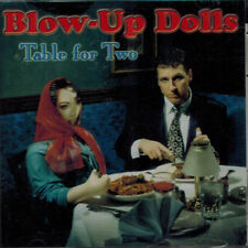 BLOW-UP DOLLS - Table For Two (CD 2000)