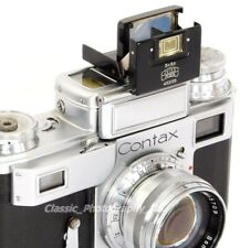 ZEISS Ikon ALBADA Finder 433/25 for 5 & 8.5cm/50 & 85mm Lenses on CONTAX II III