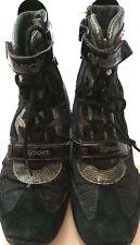 Geox Respira - girl - sport - scarpe alte da bambina - nere  - N° 32  - USATE