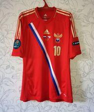 a3681d96f Match worn issue shirt camiseta maglia jersey trikot Russia Euro 2012  Arshavin