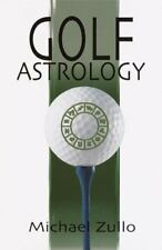 Golf Astrology by Michael Zullo (2001, Hardcover) VG - Free Shipping
