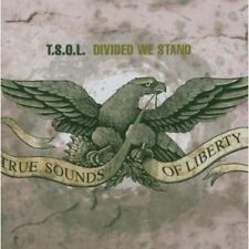 T.S.O.L. - Divided We Stand [New CD]