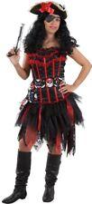 Déguisement Femme Pirate Luxe XS 36 Costume Adulte Corsaire
