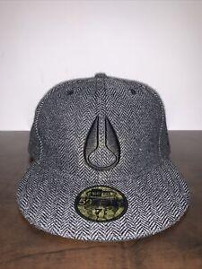 Nixon (Wool Herringbone)New Era 59Fifty Fitted Hat