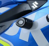 R&G White Aero Crash Protectors for Suzuki GSX-R125  2017